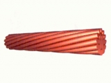 Round and shaped copper conductors for power cables